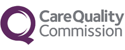 CareQuality Commission Logo
