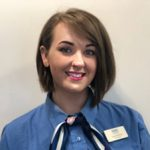 Chloe Pell-Wood Lead Receptionist